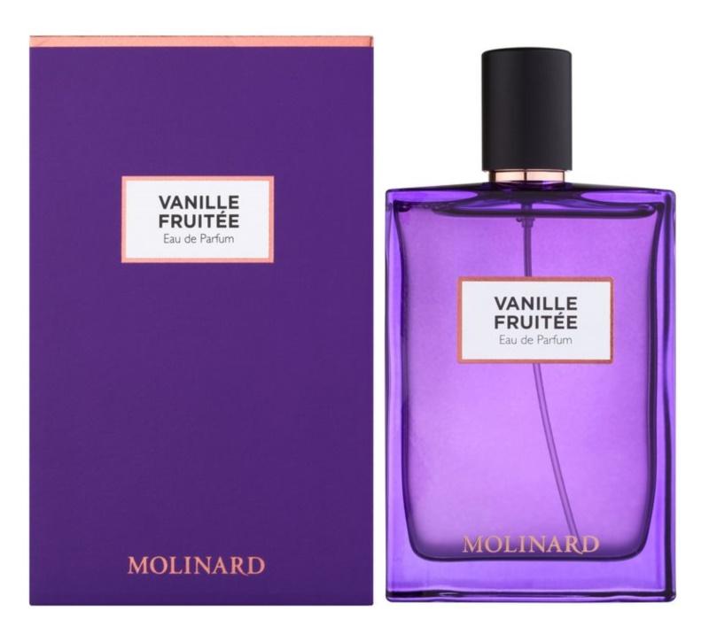 Molinard Vanilla Fruitee parfémovaná voda unisex 75 ml
