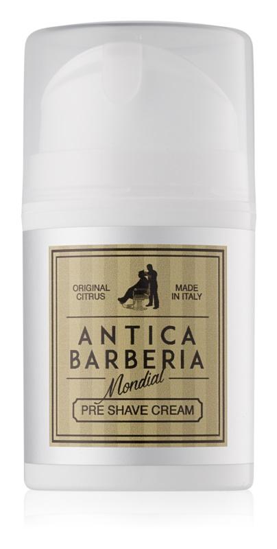 Mondial Antica Barberia Original Citrus krema pred britjem