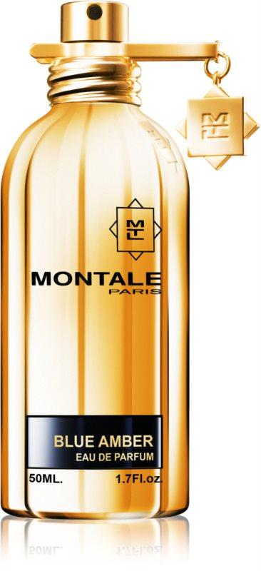 Montale Blue Amber eau de parfum unisex 50 ml