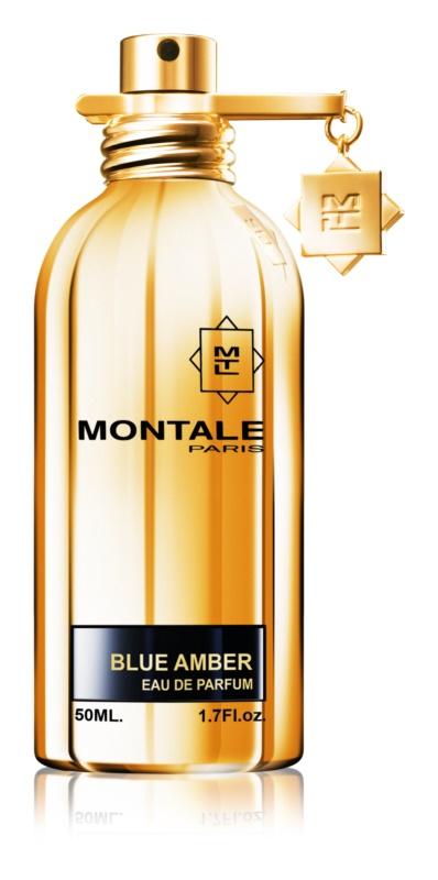 Montale Blue Amber parfémovaná voda unisex 50 ml