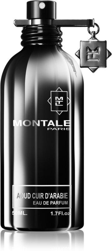 Montale Aoud Cuir d'Arabie eau de parfum pentru barbati 50 ml