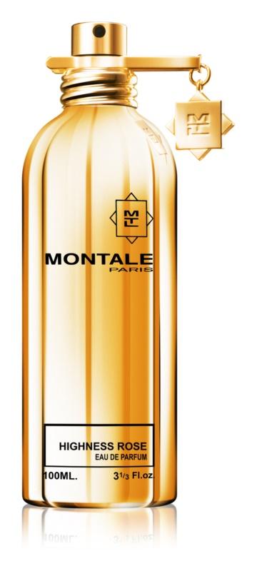 Montale Highness Rose parfumovaná voda tester pre ženy