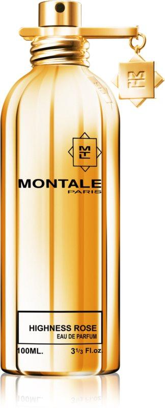 Montale Highness Rose eau de parfum pentru femei 100 ml