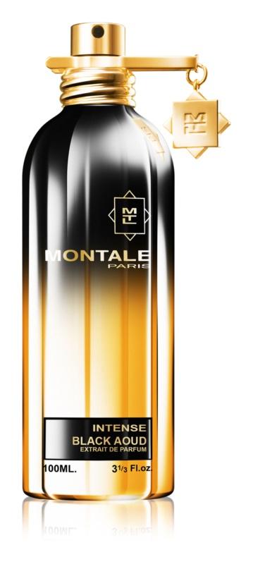 Montale Black Aoud Black Aoud Intense parfémovaná voda unisex 100 ml
