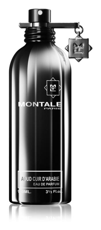 Montale Aoud Cuir d'Arabie Eau de Parfum voor Mannen 100 ml