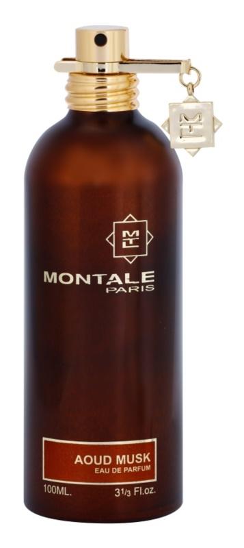 Montale Aoud Musk eau de parfum teszter unisex 100 ml