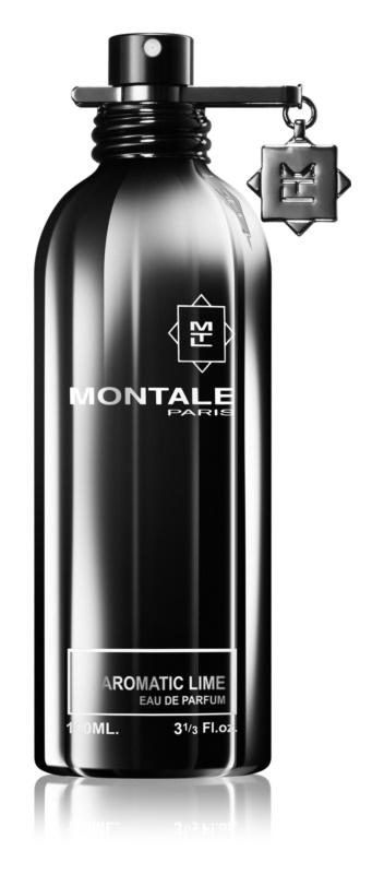 Montale Aromatic Lime eau de parfum teszter unisex 100 ml