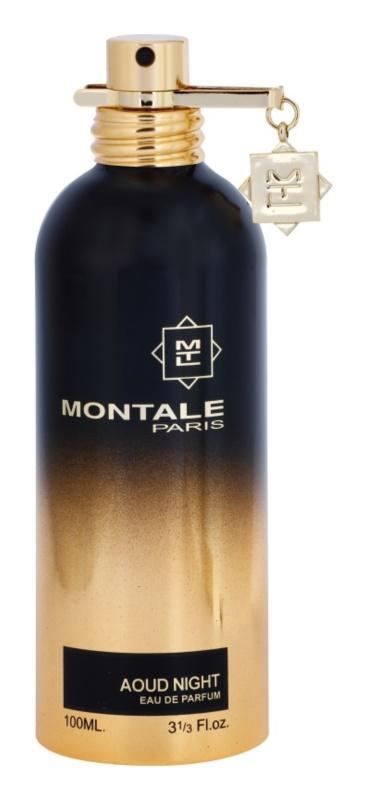Montale Aoud Night eau de parfum teszter unisex 100 ml