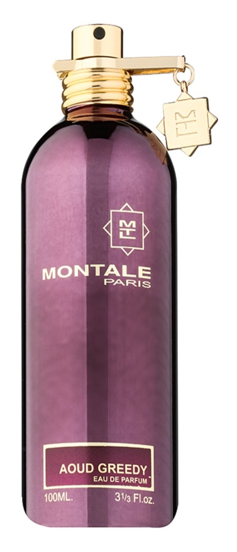 Montale Aoud Greedy eau de parfum teszter unisex 100 ml
