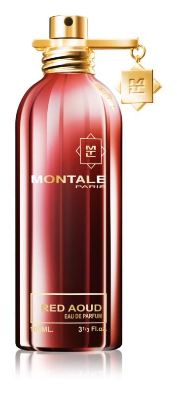 Montale Red Aoud Eau de Parfum unisex 100 μλ
