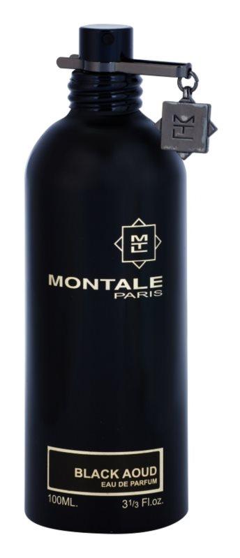 Montale Black Aoud eau de parfum teszter férfiaknak 100 ml