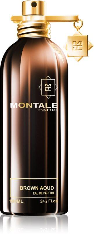 Montale Brown Aoud parfémovaná voda unisex 100 ml