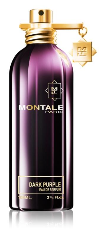 Montale Dark Purple Eau de Parfum voor Vrouwen  100 ml