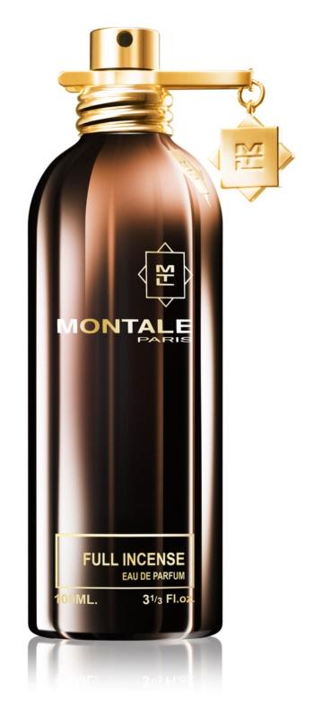 Montale Full Incense parfémovaná voda unisex 100 ml