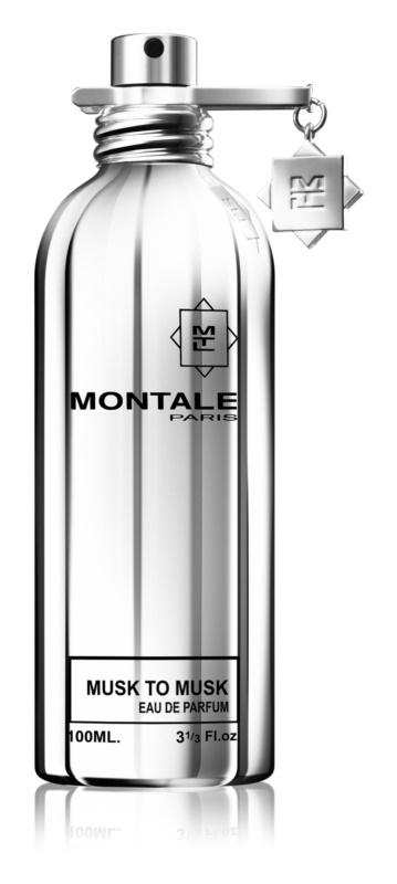 Montale Musk To Musk eau de parfum mixte 100 ml