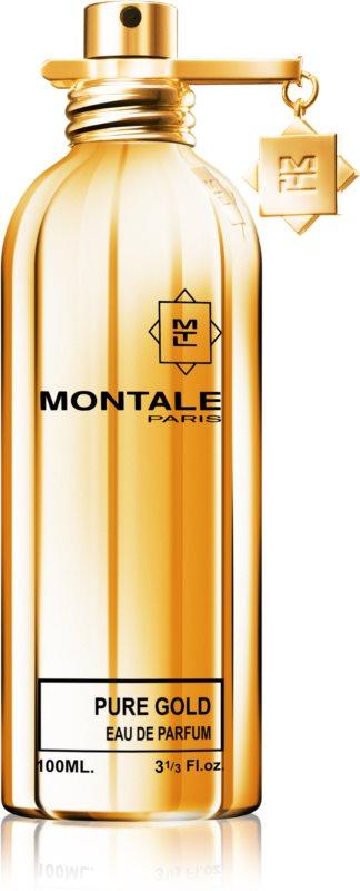 Montale Pure Gold Eau de Parfum for Women 100 ml