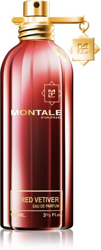 Montale Red Vetiver eau de parfum férfiaknak 100 ml