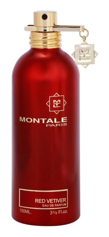 Montale Red Vetiver woda perfumowana tester dla mężczyzn 100 ml