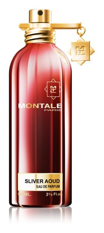Montale Sliver Aoud eau de parfum pentru barbati 100 ml