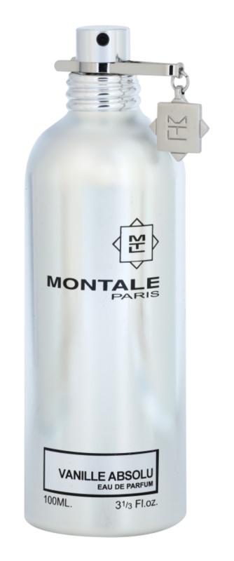 Montale Vanille Absolu eau de parfum teszter nőknek 100 ml