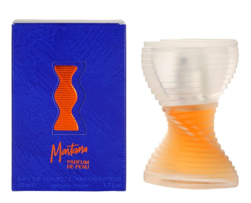 Montana Parfum de Peau тоалетна вода за жени 50 мл.