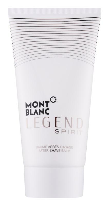 Montblanc Legend Spirit balsamo post-rasatura per uomo 150 ml