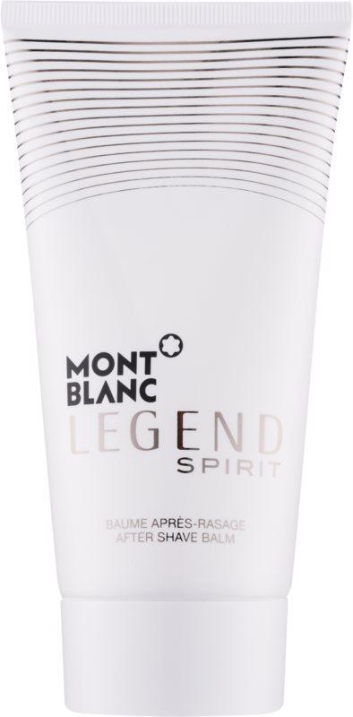 Montblanc Legend Spirit borotválkozás utáni balzsam férfiaknak 150 ml
