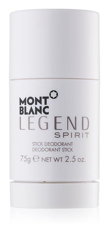 Montblanc Legend Spirit deostick pentru barbati 75 g