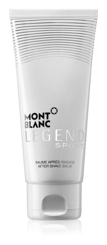 Montblanc Legend Spirit balsamo post-rasatura per uomo 100 ml