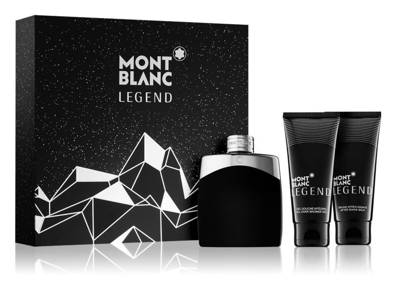 Montblanc Legend coffret X.