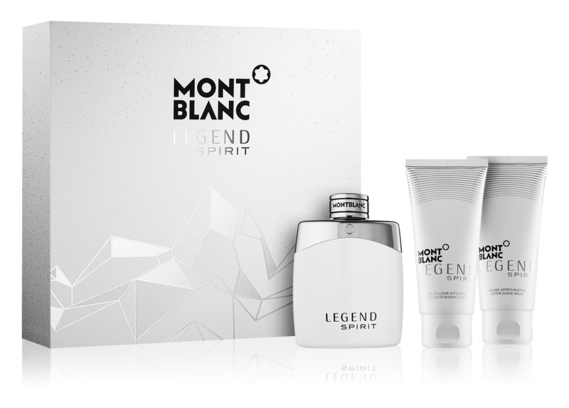 מפואר Montblanc Legend Spirit, Gift Set II. | notino.co.uk NB-46