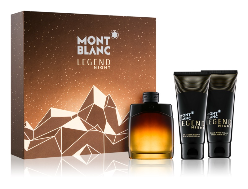 Montblanc Legend Night coffret cadeau II.