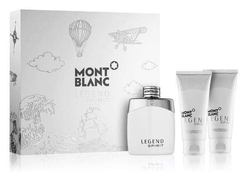 Montblanc Legend Spirit dárková sada IV.