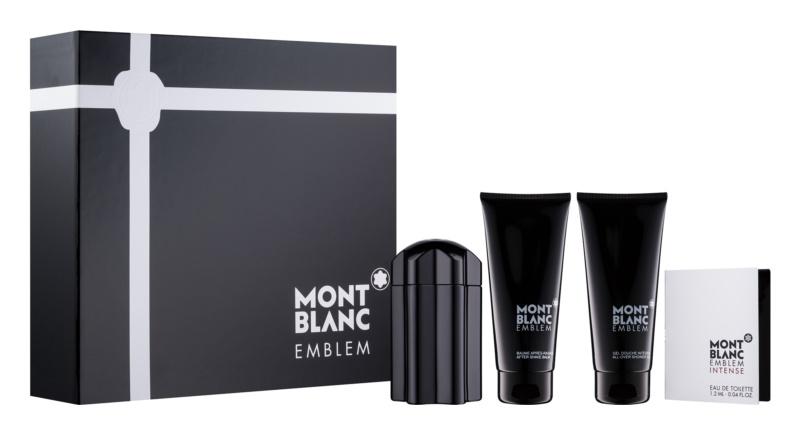 Montblanc Emblem Gift Set V.