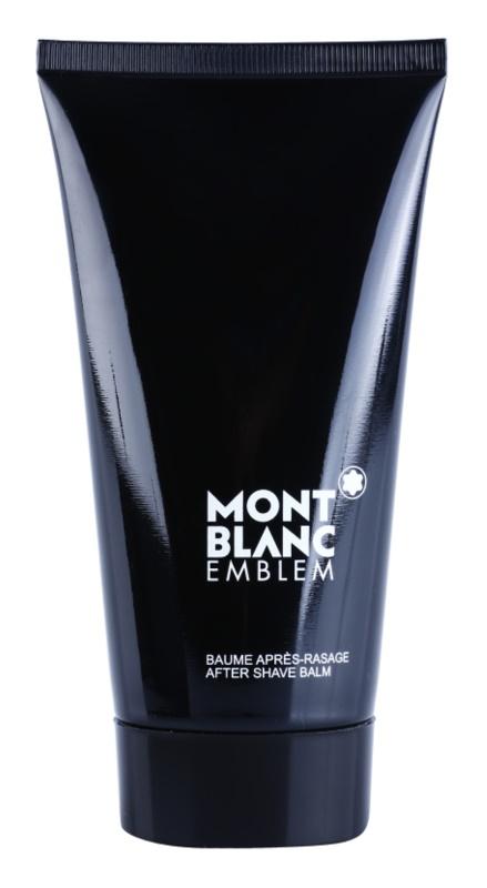 Montblanc Emblem balzám po holení pro muže 150 ml