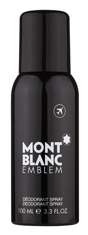 Montblanc Emblem Deo Spray for Men 100 ml