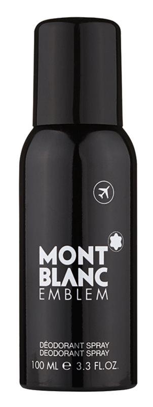 Montblanc Emblem deo sprej za moške 100 ml