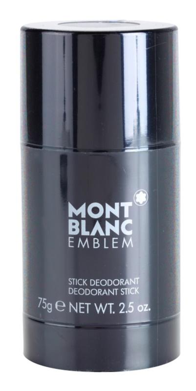 Montblanc Emblem dédorant stick pour homme 75 g
