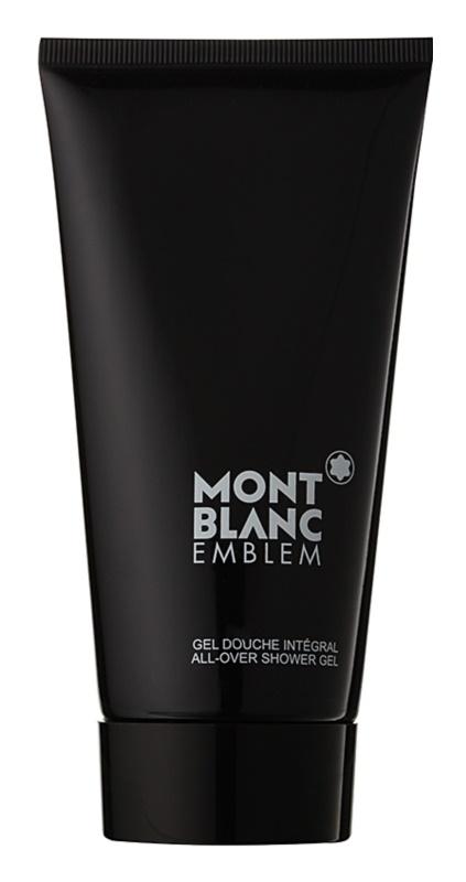 Montblanc Emblem gel douche pour homme 150 ml