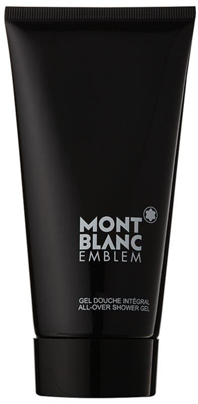 Montblanc Emblem Shower Gel for Men 150 ml