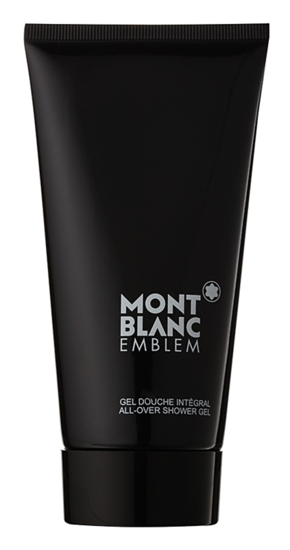 Montblanc Emblem sprchový gél pre mužov 150 ml