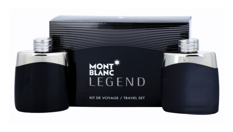 Montblanc Legend Gift Set  IX.