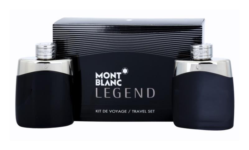 Montblanc Legend lote de regalo IX.