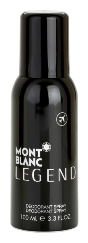 Montblanc Legend Deo Spray for Men 100 ml