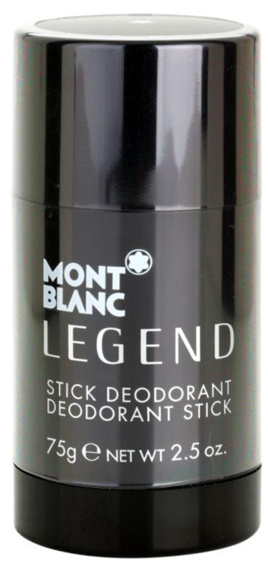 Montblanc Legend Deodorant Stick for Men 75 g