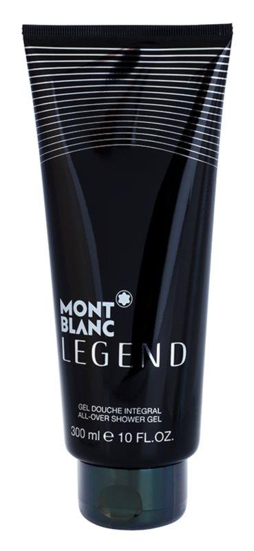 Montblanc Legend gel de dus pentru barbati 300 ml