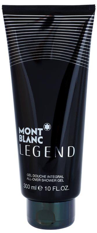 Montblanc Legend sprchový gél pre mužov 300 ml