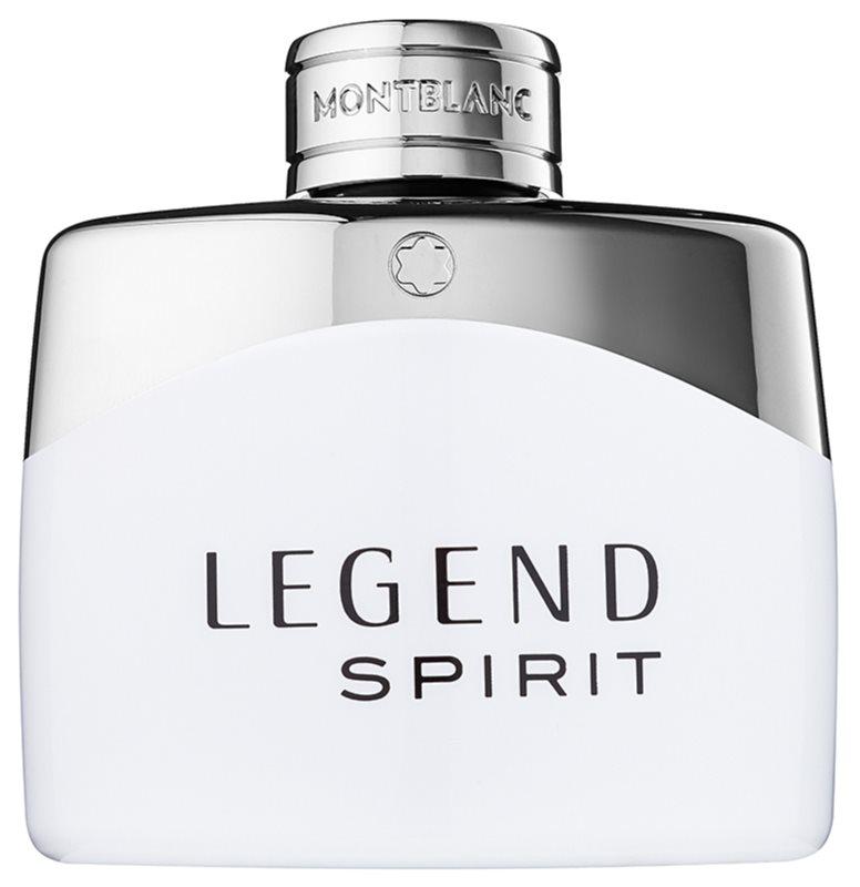 Montblanc Legend Spirit Eau de Toilette Herren 100 ml