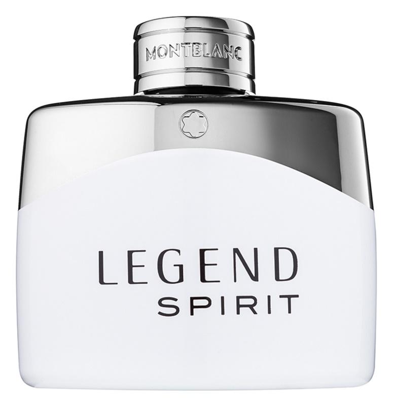 Montblanc Legend Spirit woda toaletowa dla mężczyzn 100 ml