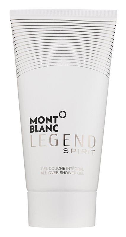 Montblanc Legend Spirit гель для душу для чоловіків 150 мл